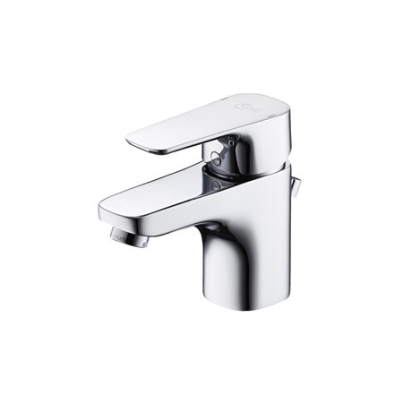 Tempo Single Lever One Hole Basin Mixer