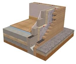 Eurowall + - Wall insulation