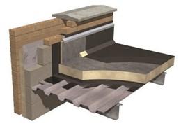 Powerdeck U -Roof insulation
