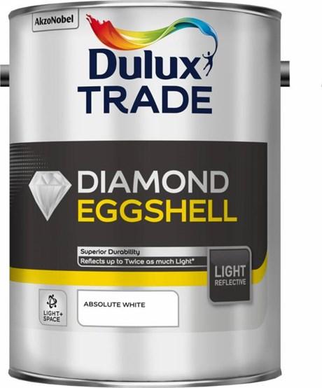 Diamond Eggshell Light and Space