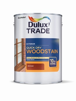 Quick Dry Woodstain