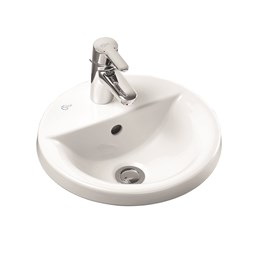 Concept Sphere 38 cm Countertop Washbasin