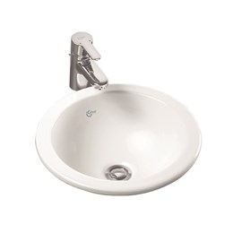 Concept Sphere 38 cm Countertop Washbasin