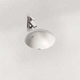 Concept Sphere 38 cm Under-countertop Washbasin