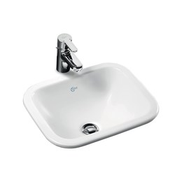 Concept Cube 42 cm Countertop Washbasin