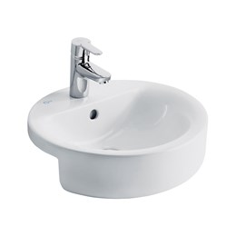 Concept Sphere 45 cm Semi-Countertop Washbasin