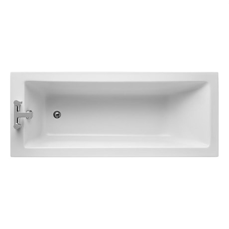 Tempo Cube 170 x 70/75 cm Rectangular Bath