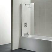 Synergy Angle Bath Screen