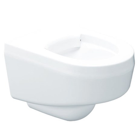 High Security Wall Hung WC Pan