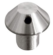 HS-Stainless Steel Basin Mounted Spout