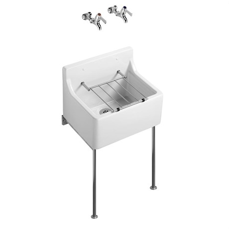 Birch Cleaner's andLaboratory Sink