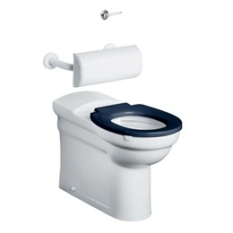 Contour 21 Back-to-Wall 70 cm Projection WC Suite
