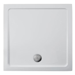Idealite Low Profile Square Flat Top Shower Tray