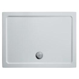 Simplicity Low Profile Rectangular Flat Top Shower