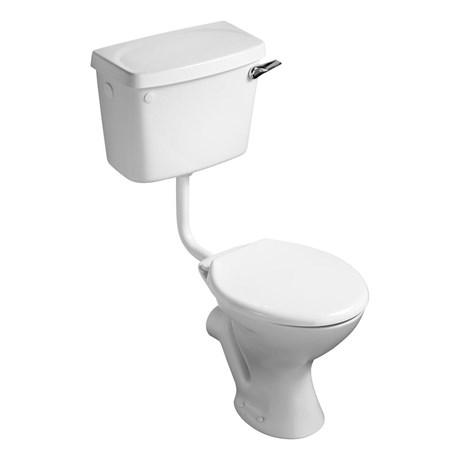 Sandringham 21 Magnia Low Level WC Suite