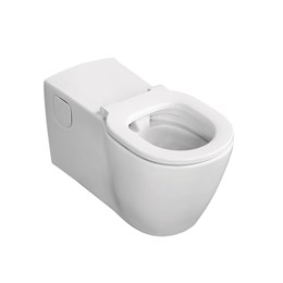 Concept Freedom Wall Mounted Elongated Rimless WC Suite