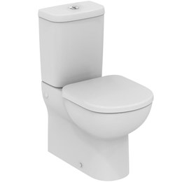 Tempo Close Coupled Back to Wall WC Suite