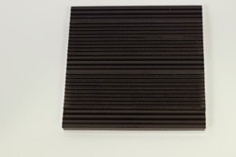 Entrance matting systems - Colortread CT005 Ribbed Rubber