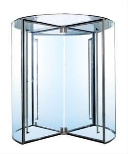 Crystal Tourniket Automatic - Revolving door