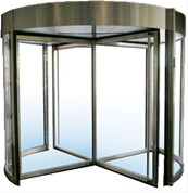 Tourniket Automatic - Revolving door