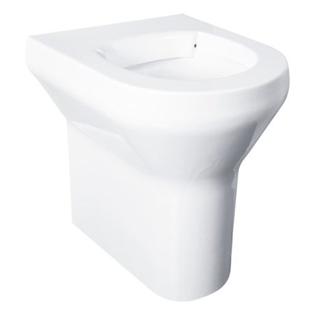 High Security WC Pan-Disabled Version 60 mm Higher
