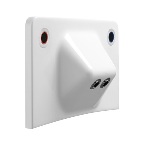 High Security Basin Filling Backplate