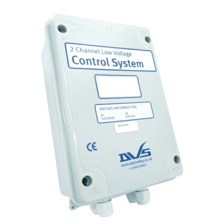 2 Channel Control Box - Powered by C Cells