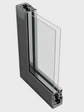 58BW ST Open Out Casement Window System