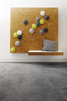Composure - Pile carpet tile - Pile carpet tiles