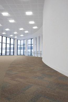 Entropy II - Pile carpet tiles