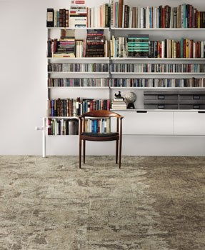 Net Effect B601 - Pile carpet tiles