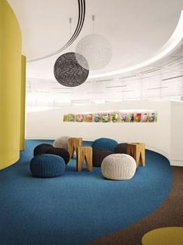 Polichrome - Pile carpet tiles