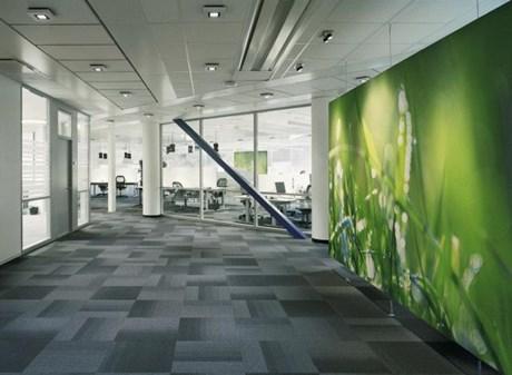Straightforward - Pile carpet tiles