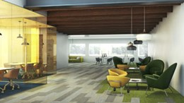 Urban Retreat 501 - Pile carpet tiles