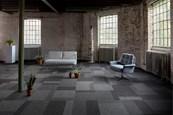 Concrete Mix - Blended - Pile carpet tiles