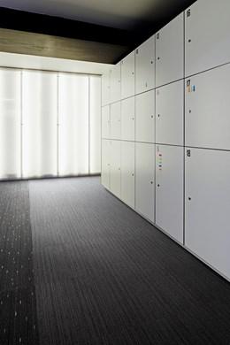 Razzle Dazzle - Flare - Pile carpet tiles