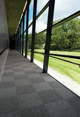 Shibori Coll - Tatami II - Pile carpet tiles