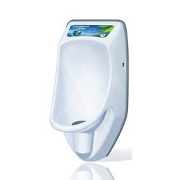 Urimat Compactplus Waterless Urinal c/w Hydrostatic Siphon