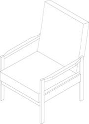 Health Care Easy Chair
