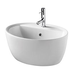 Cannobino 64 cm Vessel Washbasin, One Tap Hole