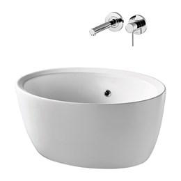 Cannobino 64 cm Vessel Washbasin
