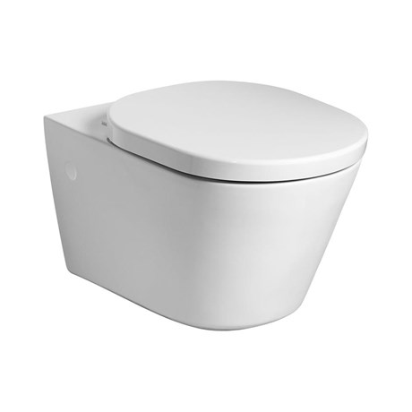Mincio Wall Mounted WC Suitewith Aquablade technology