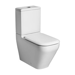 Turano Close Coupled Back to Wall WC Suitewith Aquablade technology