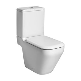 Turano Close Coupled WC Suitewith Aquablade technology