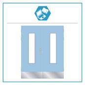 H04 Academic Select Equal Pair Hardware Set