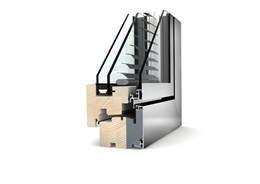 HV 350 Timber And Aluminium Window - Home Pure
