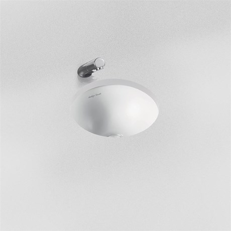 Cherwell 21 Round 38 cm Under-countertop Washbasin