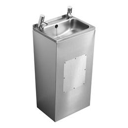 Denholm 2 Stainless Steel 46 cm Washbasin