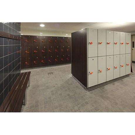 Forza Lockers - 3 Tier