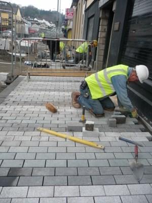 Streetscape High Strength Bedding Concrete ECO